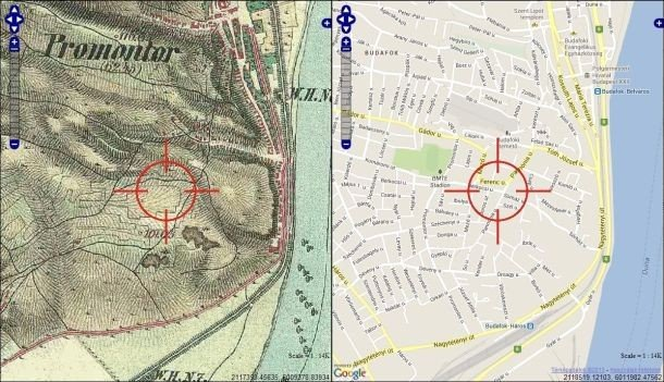 Szeretnéd tudni milyen volt lakóhelyed úgy 150 éve?