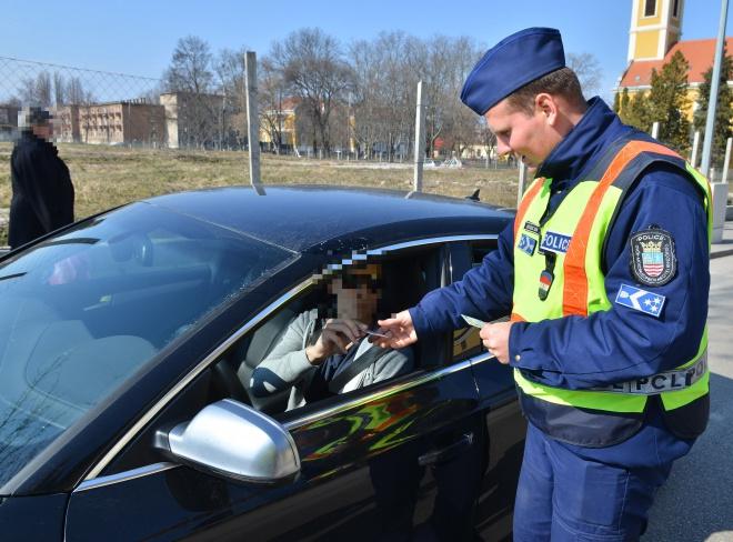 Mire számíts, ha megállít az autóddal a rendőr!