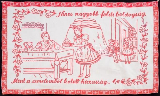 Emlékszel a szépen hímzett konyhai falvédőkre?
