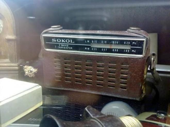 Emlékszel még a jó öreg Sokol rádióra?