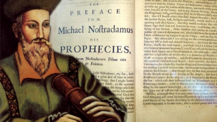 Nostradamus jóslatai 2020-ra!