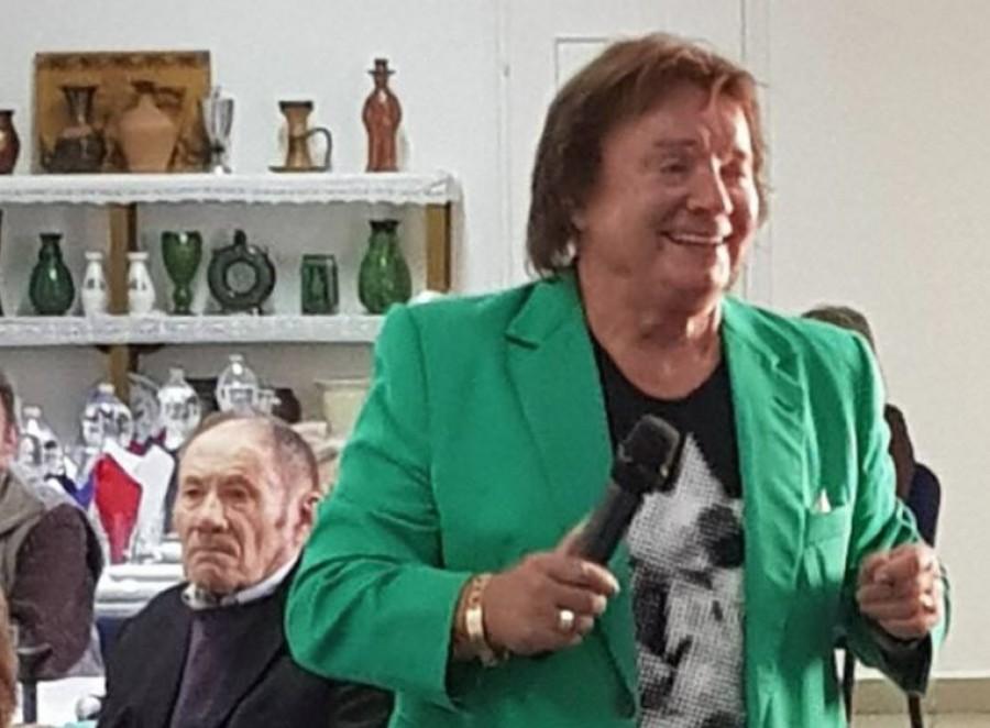 Szombaton még fellépett vasárnap elhunyt a magyar énekes