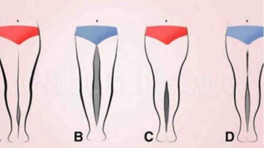 A nők lábának alakja egy nagyon fontos dologra utalnak. A férfiak ezt mind tudják...