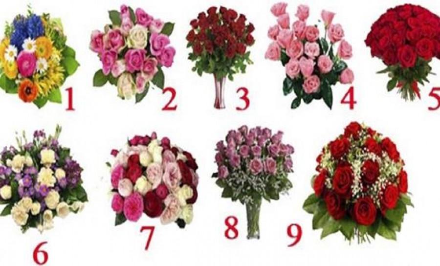 Válassz egy virágot és tudd meg mit gondolnak a hátad mögött rólad az emberek!