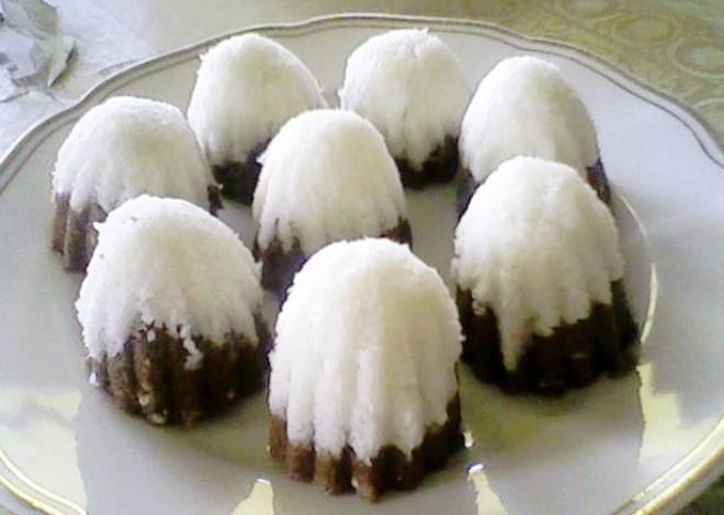 Kókuszos kunyhó - Nagyon finom és nagyon könnyű elkészíteni!