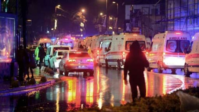 Brutális támadás a szilveszterező tömeg ellen! 39 halott és sok-sok sebesült. (+ videó)
