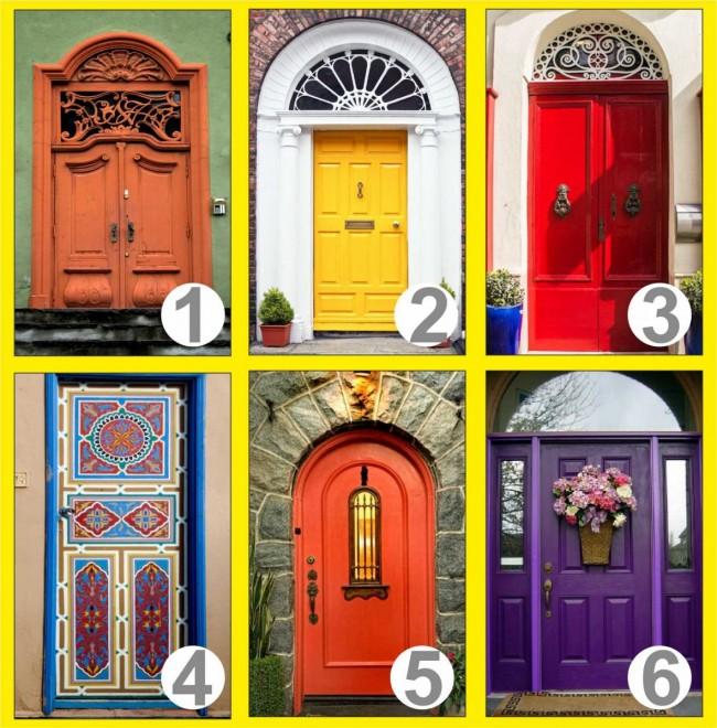 Melyik ajtón lépnél be? Nézd meg hova vezetnek Téged!