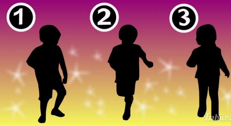 A 3 kép közül melyik lehet egy kislány? A válaszod a személyiségedről is sokat elárul.