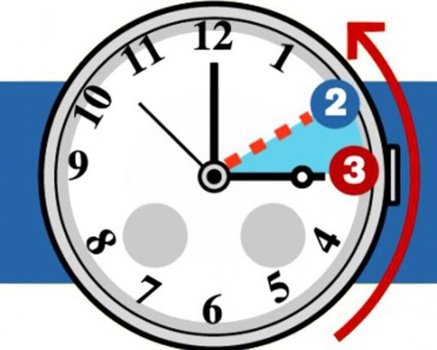 Ne feledkezz el az óraátállításról!
