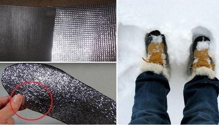 Így a legnagyobb hidegben sem fagy le a lábad.