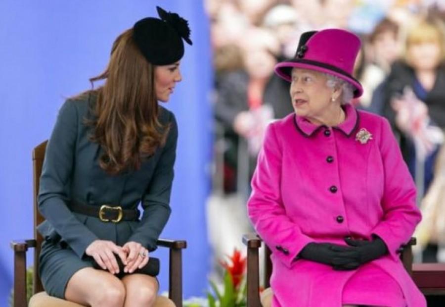 Katalin hercegné miatt veszett össze az unokájával II. Erzsébet