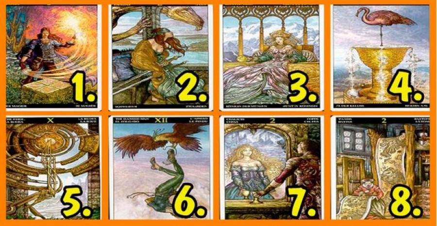 Válassz egyet a 8 kép közül