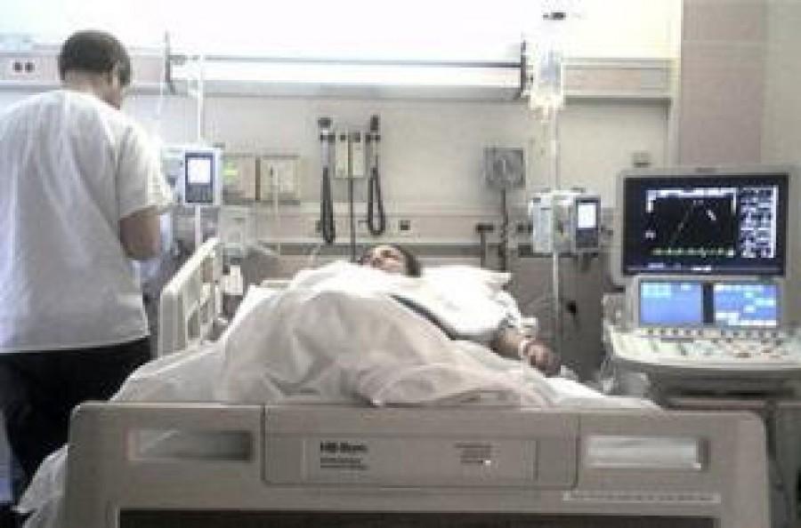 Az agyhalott nőt lekapcsolták a kórházban a gépekről