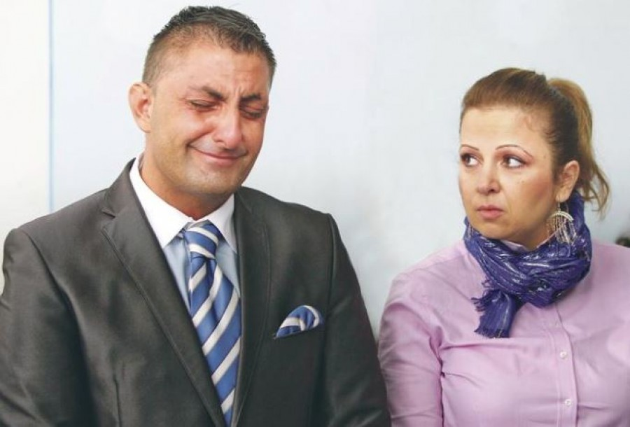 Balesetben vesztették el gyermeküket Gáspár Győző és Bea