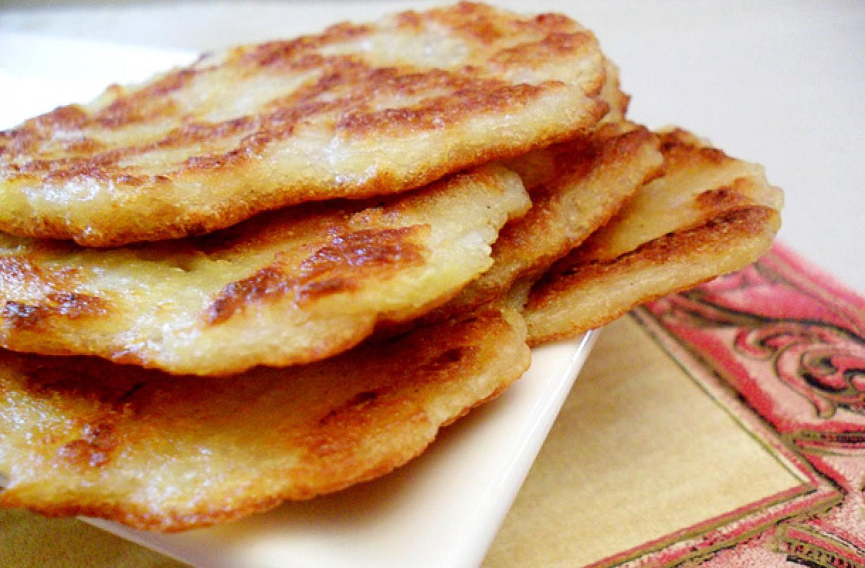 Lapcsánka - igazi magyaros étel, de csak frissen sütve jó!