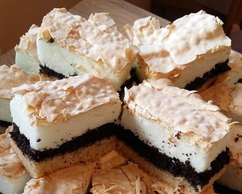 Habos-mákos - igazán finom magyaros sütemény