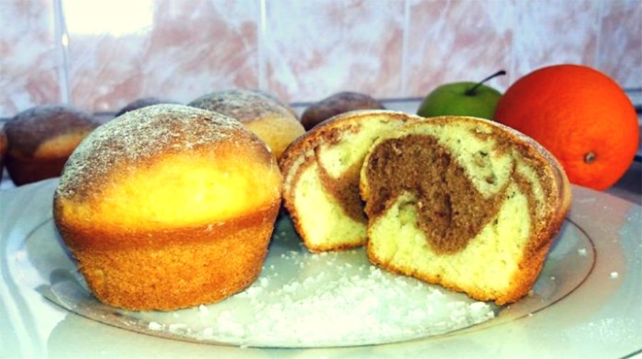 Muffin kicsit másként, ezt az édes finomságot tényleg nem lehet megunni!